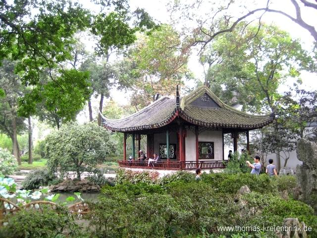 China - Humble Administrators Garden